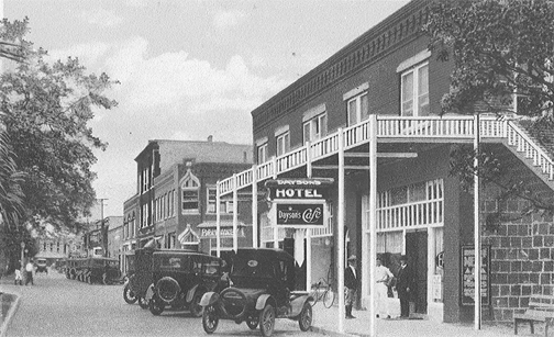 Kissimmee has historically been a place of economic growth.